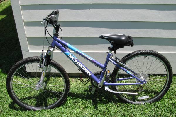 Schwinn Ranger 2.4 FS mountain bike - Girls - $60 (Lakeview)
