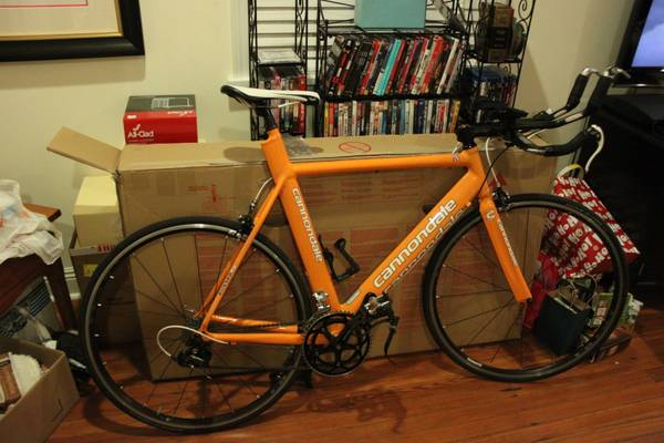 Cannondale Multisport 700 good condition - $800 (Lakeview)