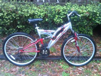 MONGOOSE DXR AL ALUMINUM MOUNTAIN BIKE - $70 (Mandeville)