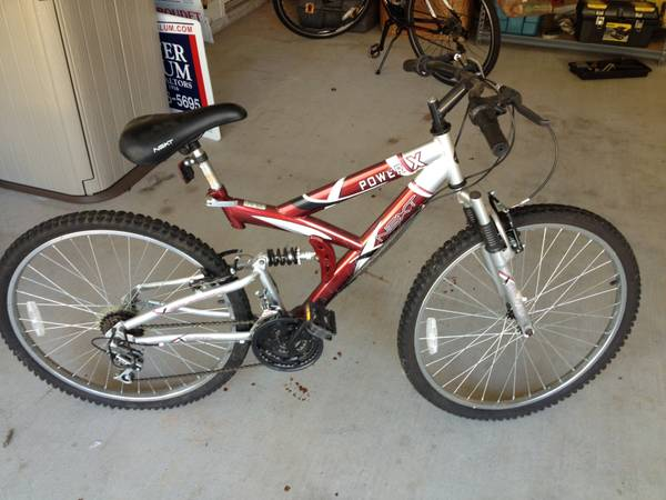 Next Power-X 18 speed 26 bike - $50 (Madisonville)