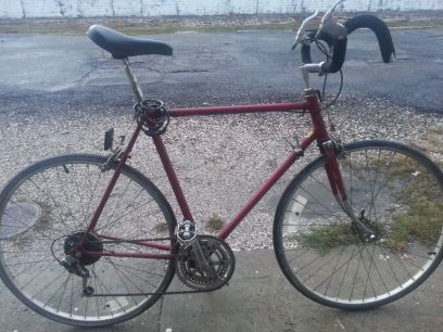 Schwinn 10 speed road bike (retro) - $80 (Bywater)