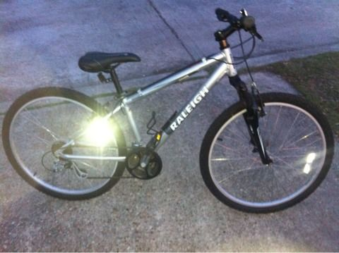 Raleigh MOJAVE 3.0 size small 14 inch frame 410 to 54 mountain bike City - $150 (METAIRIE )