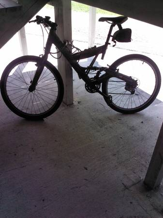 Cannondale Mountain Bike - $300 (Slidell)