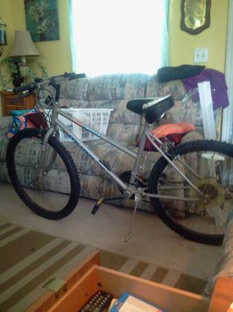 Ladies Murray Ultra Terrain bike - $100 (ponchatoula)