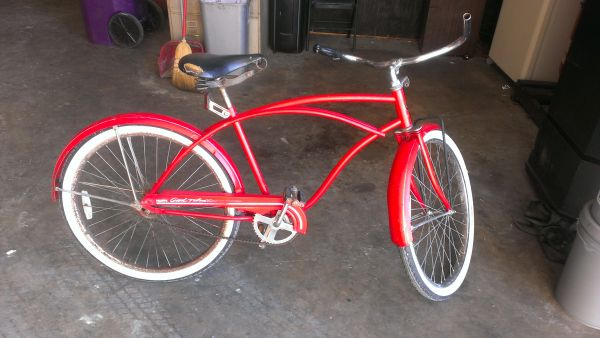 HUFFY BEACH CRUISER BIKE - $100 (OLD JEFFERSON LA)