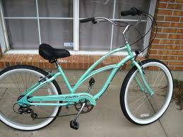 WOMENS ELECTRA CRUISER - Townie 7D Step-Through w Fenders TREK LOCK - $300 (Uptown, New Orleans)