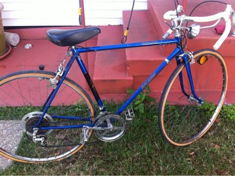 MEN Classic Original RALEIGH RECORD 10speed Road bike - $200 (METAIRIE  )