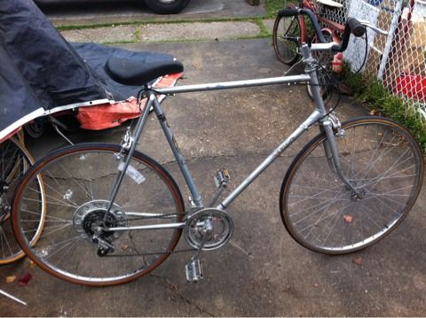 6 XXL 10  12 speed 1970 to 1984 ROAD BIKES - $170350 (METAIRIE  )