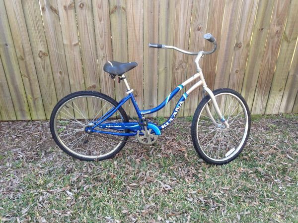 Kulana Riviera 26 Cruiser Bike Bicycle (Frame Size 15) R5023Z - $80 (Mandeville)