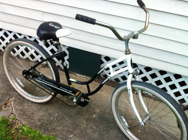 White Ladies Schwinn Cruiser SS Bike - $100 (Mid-City)