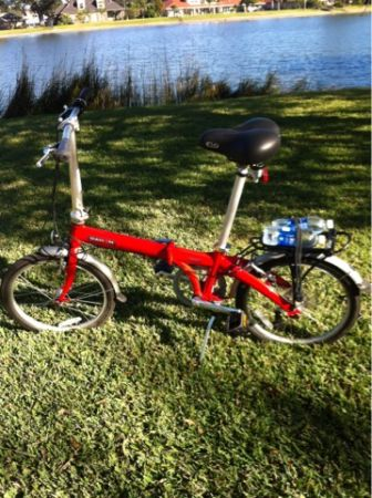 Eco 6 speed. Dahon Fold up bike - $350 (New Orleans )