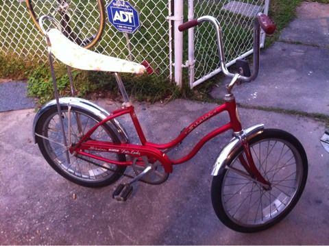 1976 Schwinn Fair Lady Vintage Muscle Bike - $200 (METAIRIE )