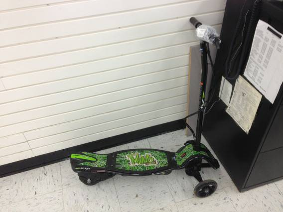 Electric scooter - $50 (LaPlace)