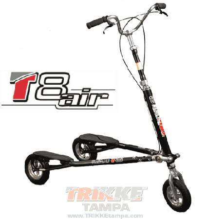Trikke T8 and T12 - $350 (Lakeview)
