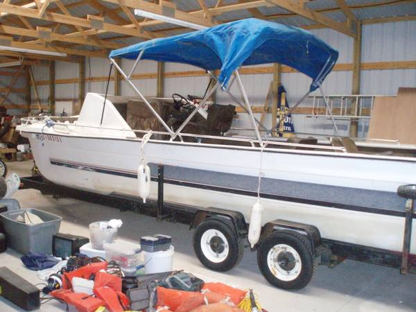 Boat,1980 Yukon Delta Molly Brown - $9800 (Livermore CO)