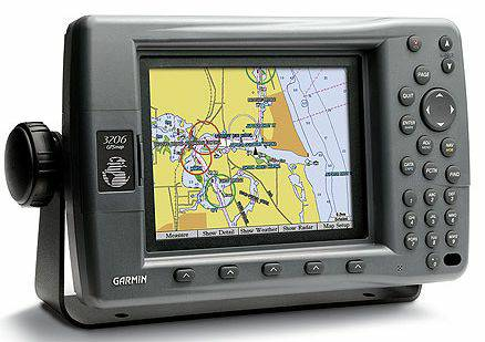 GARMIN GPS MAP 3206 GPS, AMAZING FEATURES AND CONDITION - $800 (BTR AND KENNER)