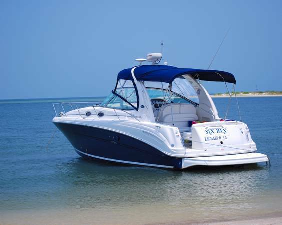 30 Sea Ray Sundancer 300 - $72000 (Florida)