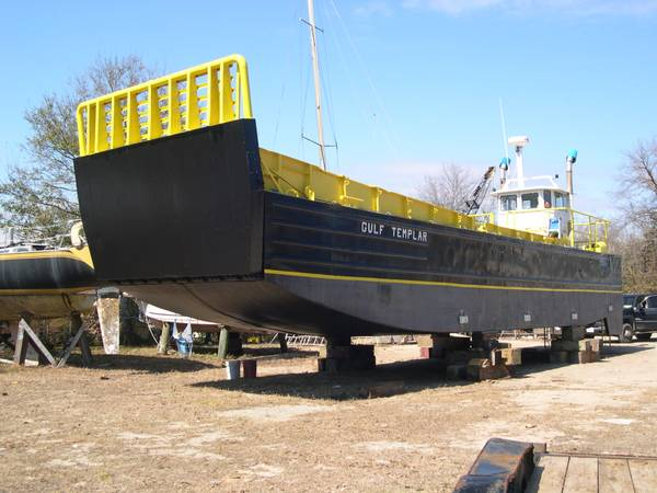 working landing craft LCM 6 - $115000 (Biloxi Ms)