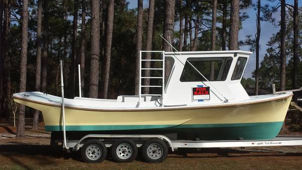 Jefferson Lafitte Skiff - $27500 (panama city fl)