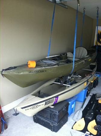 2 Newer Native Watercraft Kayaks For Sale - $1500 (Youngsville)