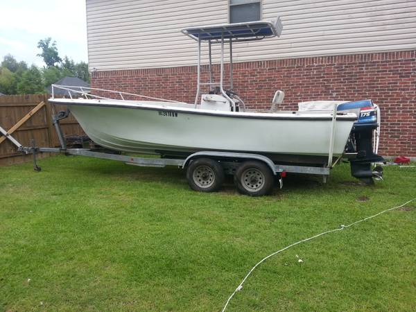 wellcraft 20 cc w 175 - $3500 (Denham Springs )