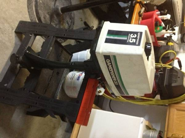 Portable Outboard 3.5hp - $350 (Laplace, LA)