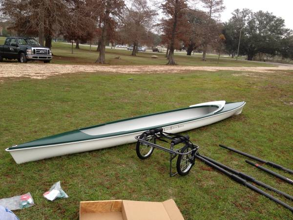 Alden Ocean Rowing Shell - $3500 (New Orleans)