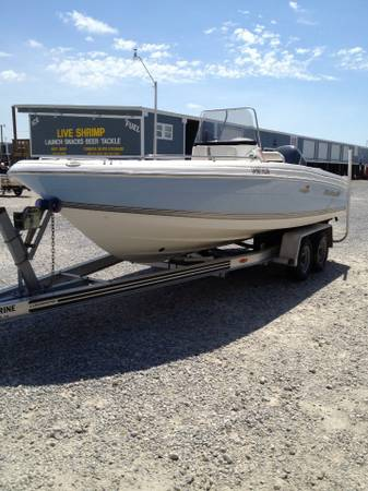 20 Ft. Wellcraft 200 Fisherman Tournament Edition CC - $15000 (Slidell Louisiana)