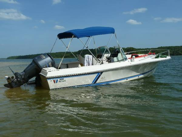 1988 Wellcraft 20 Sport Fish Reduced - $14000 (Covington, LA)