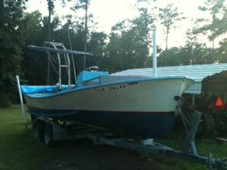 Lafitte Skiff For Sale - $10000 (Folsom, Louisiana)