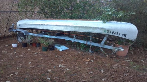 15 West Wight Potter Sailboat - $2000 (Natchitoches, LA)