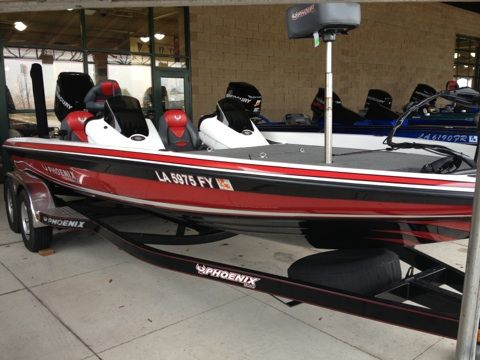 Phoenix bass boat with 250 Pro XS - $49000 (southeast LA)