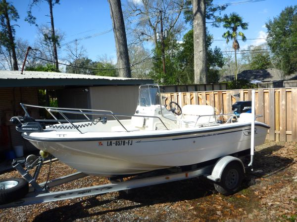 2002 Boston Whaler Dauntless 160 - $15500 (Baton Rouge)