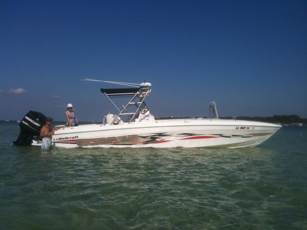 2000 Wellcraft 302 Scarab Sport  - $55000 (New Orleans)