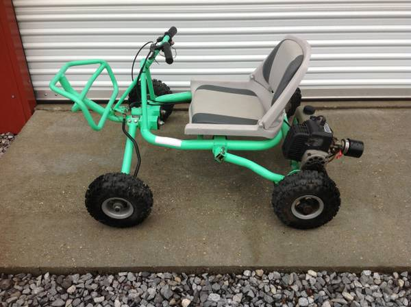 GO-PED TRAIL RIPPER QUAD GO KART - $1000 (GULFPORT )