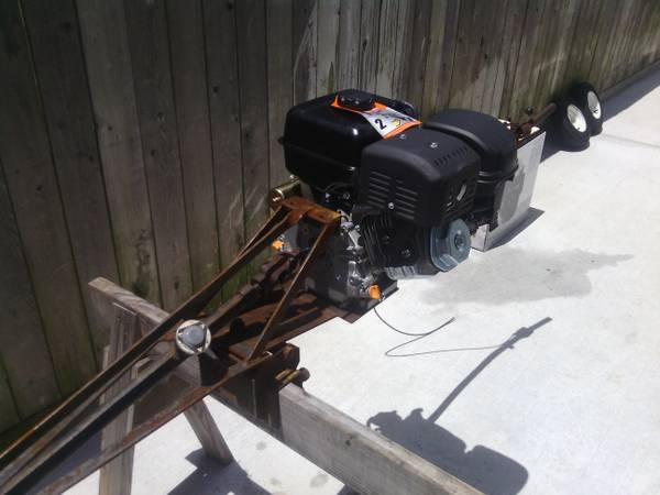 14HP GO DEVIL new motor - $1300 (kenner)
