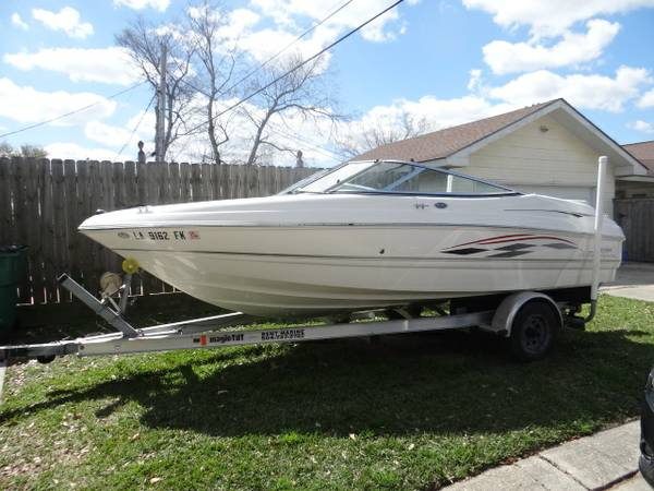 2004 CHAPARRAL 190 SSI IN GREAT CONDITION (DESTREHAN)