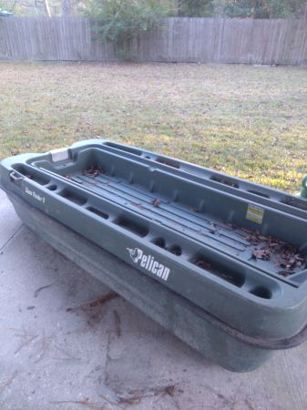 Pelican Bass Fishing Boat - $300 (Northshore)