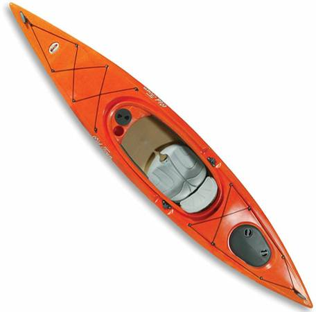 Old Town Dirigo 12 Kayak Sunrise wPaddle - $400 (New Orleans)