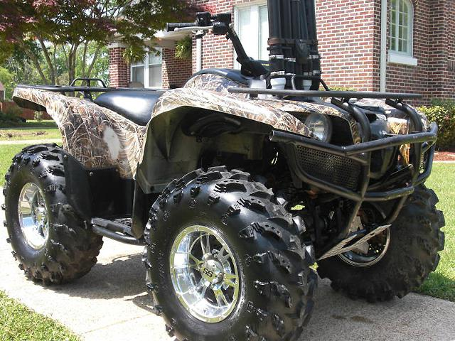 Yamaha grizzly 700 power wheels for sale for Yamaha grizzly 700 for sale