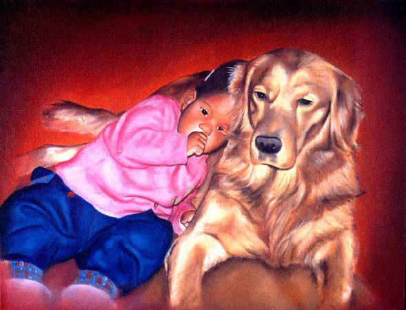 Affordable Fine Art portraits in oils   ALL