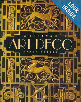 Art Deco Book -   x0024 25  New Orleans