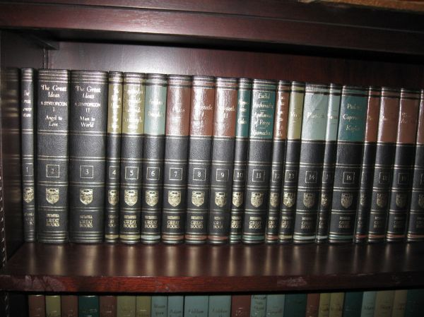 GREAT BOOKS of the WESTERN WORLD, Total 85 Books - $2000 (Leesburg, FL)