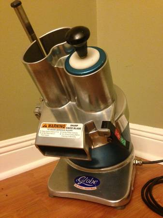 Globe GFP550 Commercial Food Processor - $2250 (Gretna)