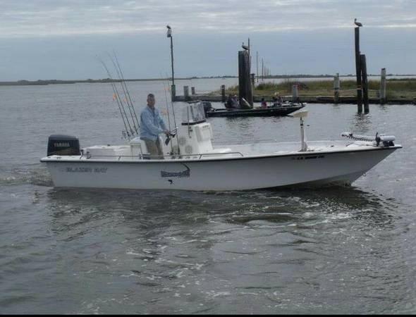 2400 Blazer bay price reduced  - $23000 (bay boat)