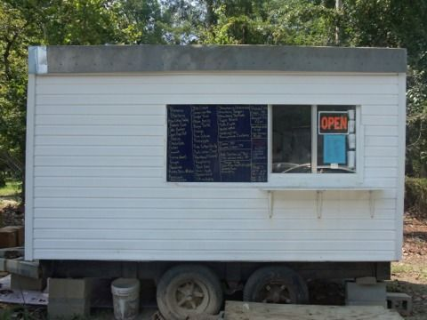 Snowball Stand  Equipment (Picayune, MS)
