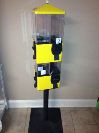 U-TURN VENDING MACHINES - $175 (LULING)
