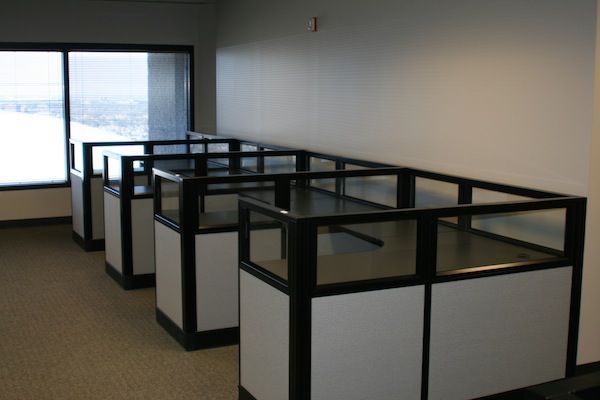 HON OFFICE CUBICLE SYSTEM - 15 Cubicle System - $40000 (New Orleans, LA)