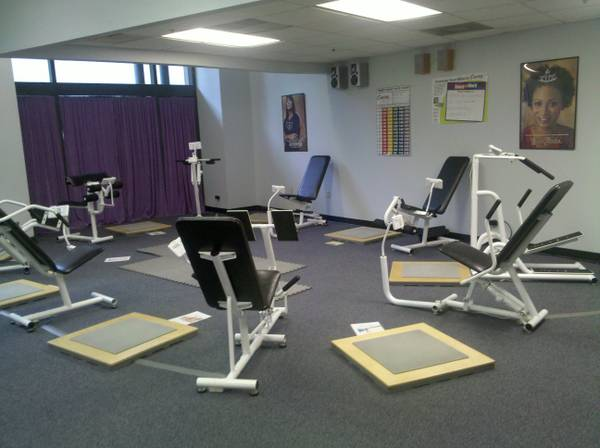 Curves Exercise Equipment - $2600 (New Orleans)