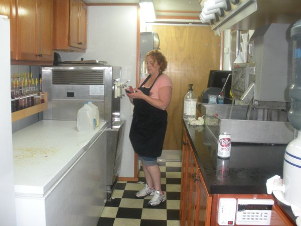 Snow-Ball Ice Cream Trailer for Sale - $25000 (Belle Chasse)